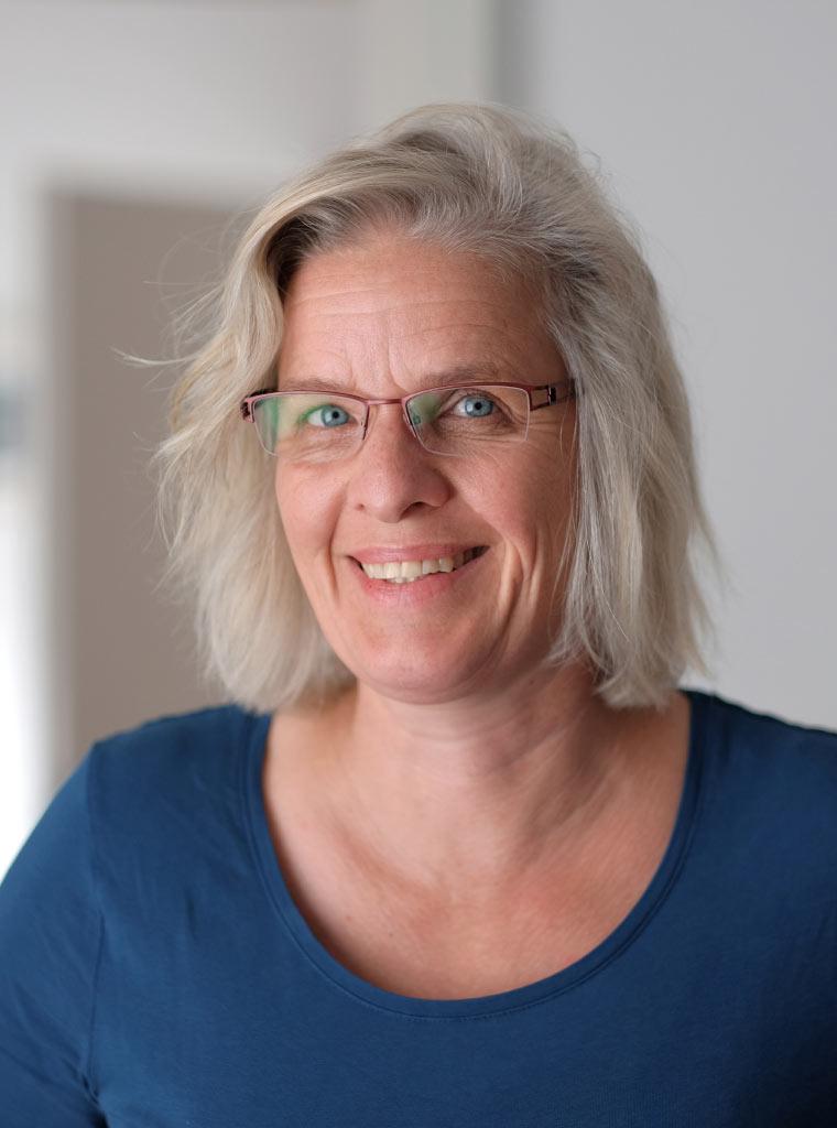 Portrait Ulrike Hoffmann